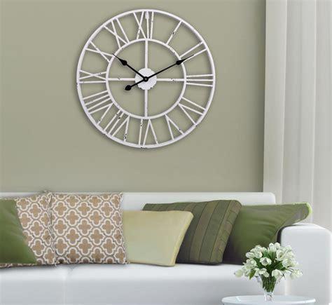 Jam Dinding Kayu Unik Dan Keren 1 41 inspirasi hiasan dinding ruang tamu minimalis yang