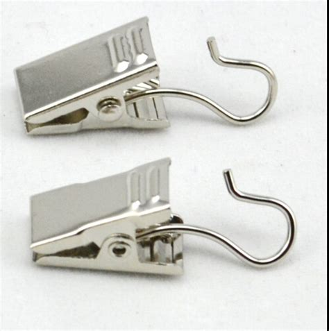 curtain hook with clip 20 pcs curtain clip hook curtain clip curtain hook small