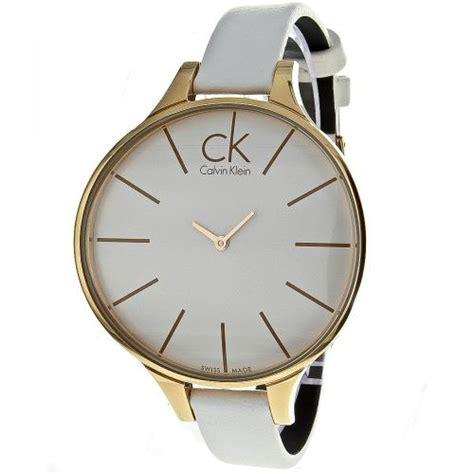 Ck Ck050 Black White Rosegold watches at au calvin klein s glow k2b23601