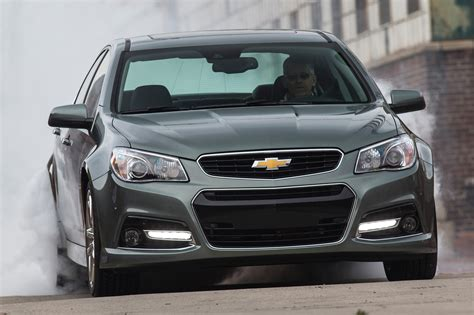chevrolet ss chevrolet ss 1le package a budget bmw m5