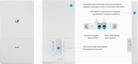 Ubiquity Ap Outdoor5 Uap Outdoor 5 Unifi Uap Outdoor ubiquiti networks unifi 174 ap ac outdoor