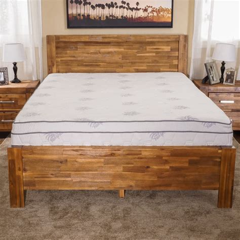 How To Build A Wooden Bed Frame 22 Interesting Ways Wooden Bed Frame