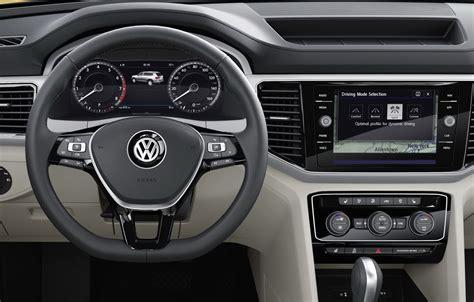volkswagen atlas poze  detalii oficiale foto headline masini noi auto bild