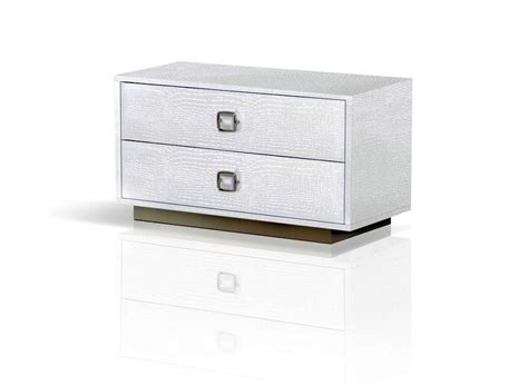 Low Nightstands by 20 Minimalist And Modern Nightstands White Designs