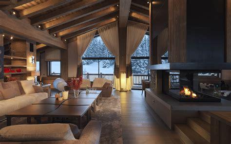 wohnung ideen 4667 luxury ski chalet la bergerie courchevel 1850
