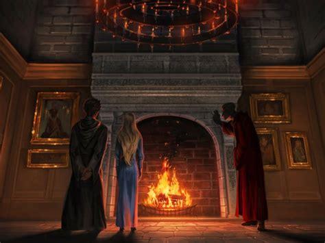 Harry Potter Fireplace by 220 231 B 252 Y 252 C 252 Turnuvasä Ge 231 Miå In ä Zleri â Fantastik Canavarlar