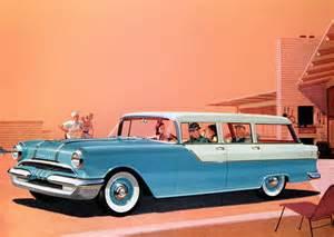 1955 Pontiac Station Wagon Plan59 Woodies 1950s Station Wagons 1955 Pontiac