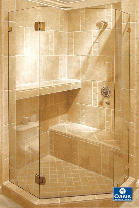 Angled Glass Shower Doors Best 25 Neo Angle Shower Doors Ideas On Pinterest Neo Angle Shower Corner Showers And Corner
