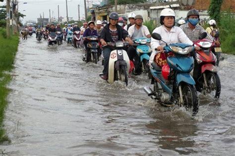 Bao Bao 0637 thời tiết 18 10 bắc bộ ảnh hưởng b 227 o nam bộ nguy cơ ngập 250 ng b 225 o giao th 244 ng