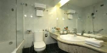 Corner Bath Shower comfort room rooms best western premier hotel slon