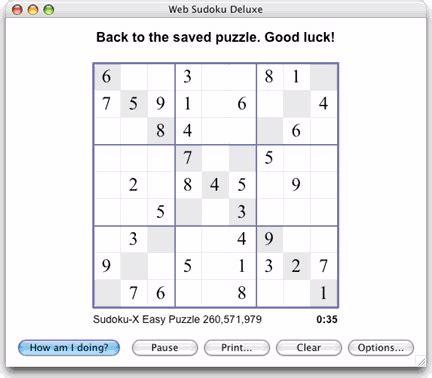 printable diagonal sudoku web sudoku deluxe downloadable sudoku for mac os x