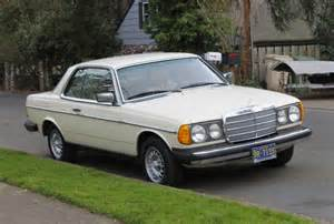 Mercedes Coupe 1980 1980 Mercedes 280ce 4 Speed Bring A Trailer