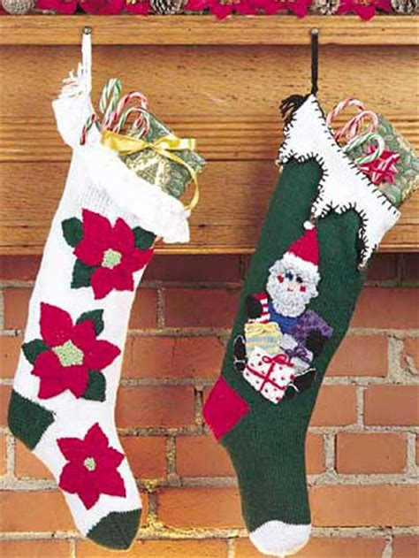 free knitting pattern for large christmas stocking free christmas knitting patterns christmas stockings
