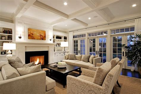build a living room build in bookshelves dark wood fireplace for traditional