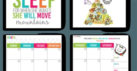 smart weight loss printable planner the smart weight loss fitness planner can be purchased on