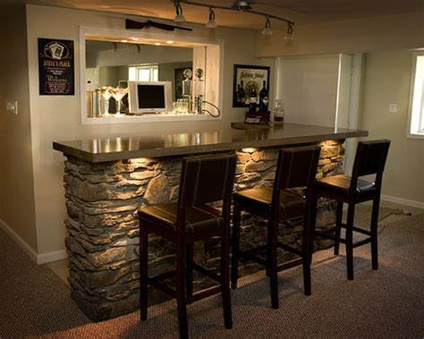 basement bar lighting ideas basement bar with built in lighting cover by