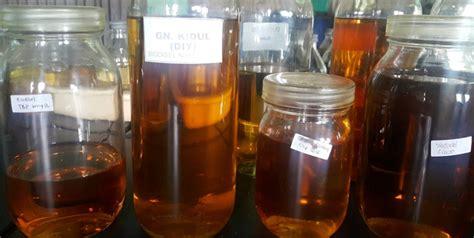 Minyak Goreng Jelantah minyak goreng bekas menumpuk jangan buang manfaatkan