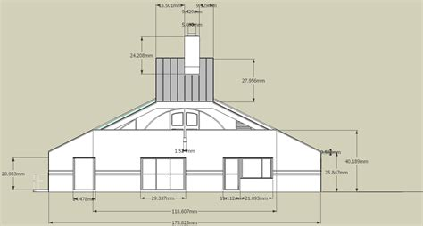 house dimensions wilson le arch1201 1 100 dimensions