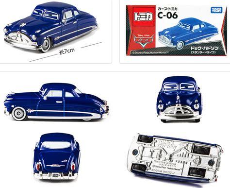 Tomica Cars C 23 takara tomy toys tomica no c 06 disney cars doc hudson