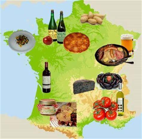 la cuisine gastronomique fran軋ise les regions de et ses specialit 233 s le de