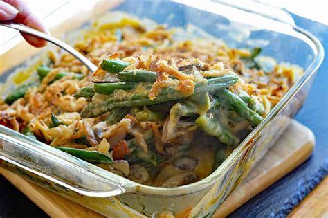 easy vegan green bean casserole living vegan