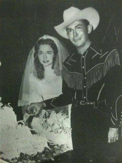 Wedding Bells Hank Snow by Hank William Billie Jean Horton About Country