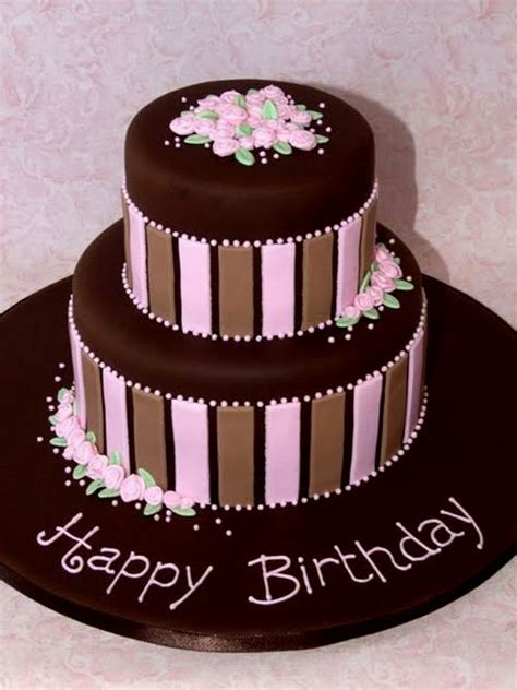 design of happy birthday cake cute happy birthday cakes design best birthday quotes