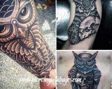 imagenes tatuajes buhos tatuajes de buhos significados y fotos