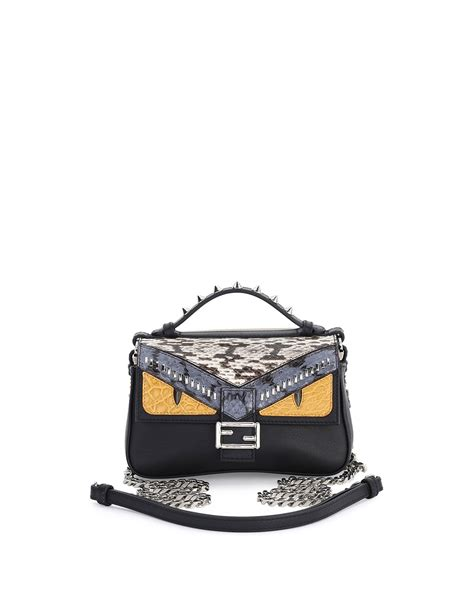 Fendi Micro 2face Baguette fendi pre fall 2016 bag collection spotted fashion