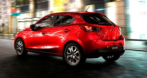 mazda new cars 2016 2016 mazda2 first photos upmarket new grille and cabin