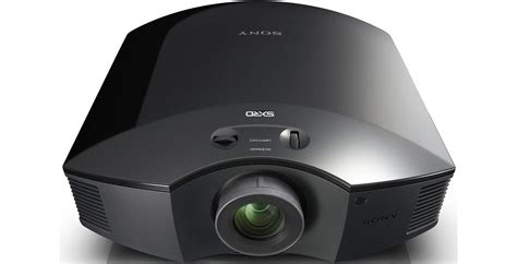 Projector Sony Decond sony vpl hw30es sxrd 3d projector review avforums