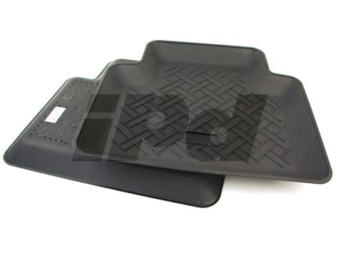 Molded Floor Mats For Cars by Volvo Rear Molded Floor Mats Rensi 113353 9m5030