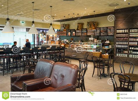 coffee shop interior design companies starbucks cafe interior editorial stock image image of