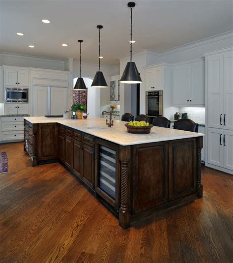 Odd Shaped Kitchen Islands by An Oddly Shaped Kitchen Island Why It S One Of My