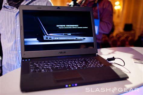 Asus Gaming Laptop Shuts asus g73 stealth fighter gaming laptop slashgear