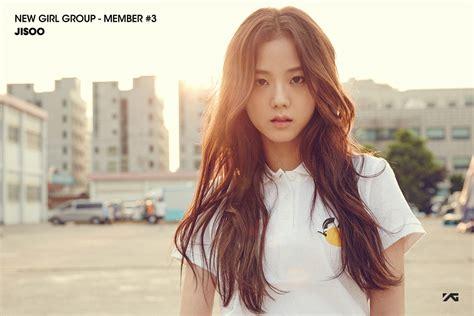 jisoo blackpink black pink yg tvqc kim jisoo official fan club