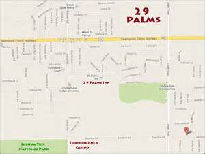 29 palms california map large residential lot in 29 palms build 1 home or up to