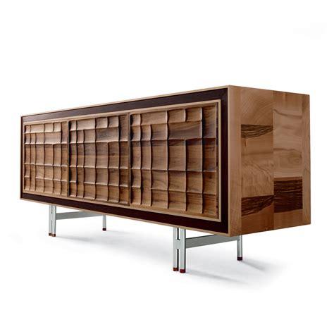 credenza legno massello credenza moderna con 3 ante in legno massello