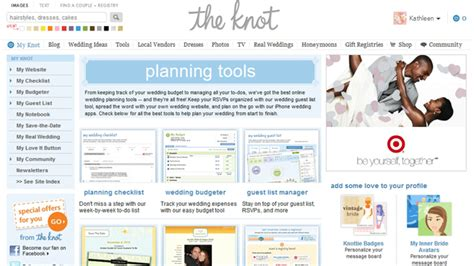 Wedding Planning Checklist The Knot by The Knot Helps You Plan Everything Related To Your Wedding