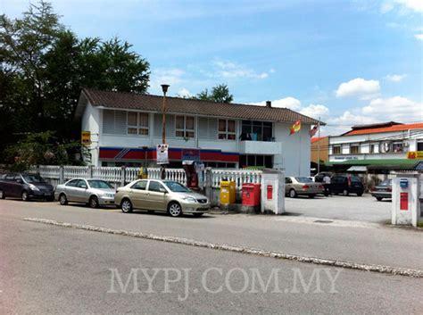 post office taman paramount section 20 petaling jaya