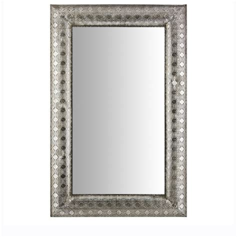 The Mirror by Large Moroccan Mirror