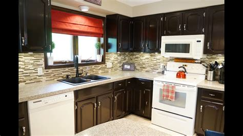 staining kitchen cabinets before and after staining kitchen cabinets before and after inspirational