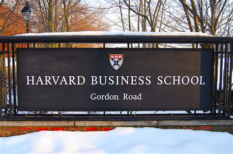 Executive Mba Harvard Admission by Look Who Harvard Business School Rejected Yesterday