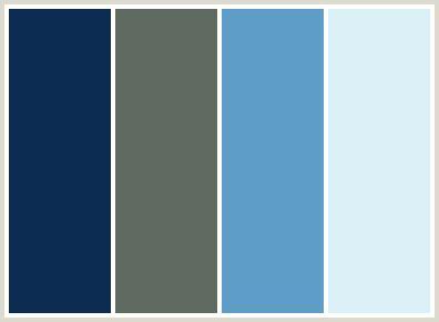 colour combination with blue image gallery light blue color scheme