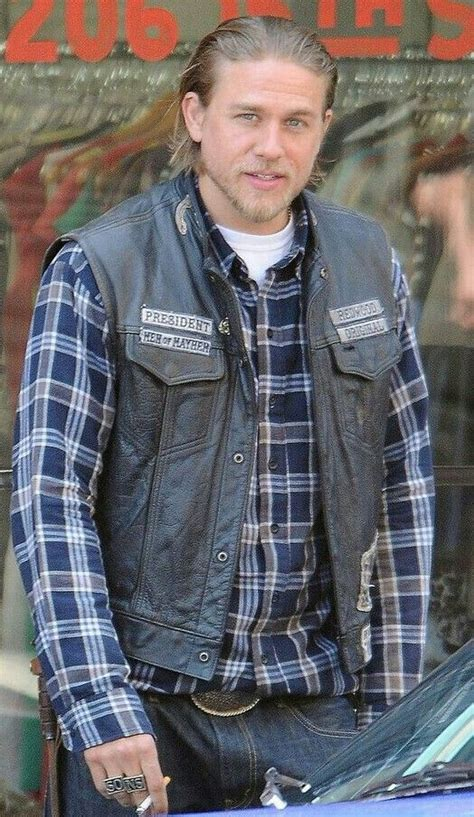 how to style jax teller 17 best images about charlie hunnam and other deliciously
