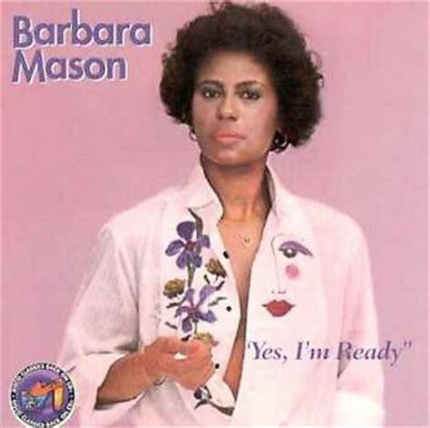 yes i m ready barbara mason yes i m ready wmot cd 1995 hot