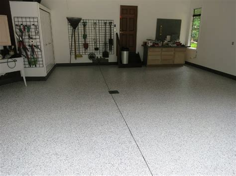 basement concrete floor paint or stain