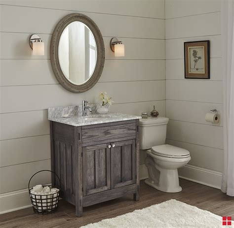 Whitewash Bathroom Cabinets » Home Design 2017