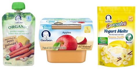 baby fans coupon code gerber coupon yogurt melts for 1 16 southern savers