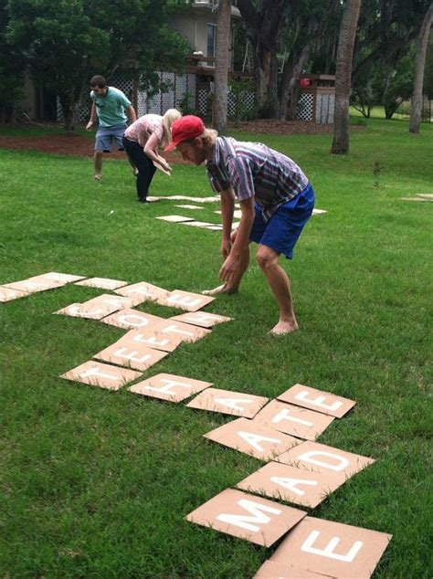 diy backyard scrabble easy to make party games diycraftsguru